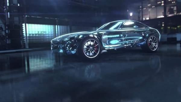 Mercedes estrena un nuevo motor biturbo V8 para su modelo AMG-GT