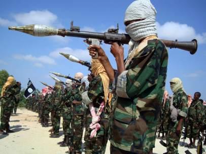 Los 'muyahidines' de Al Shabab