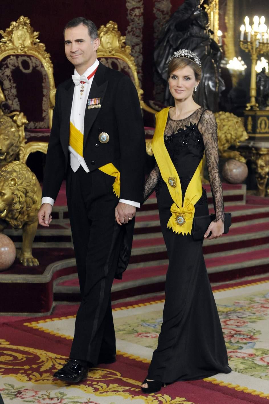 La reforma de la Constitucin la posible baza de Felipe VI para