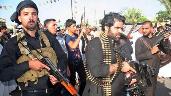 Enfrentamientos en Irak
