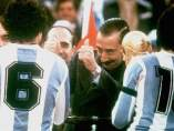 Jorge Videla, en Argentina 78