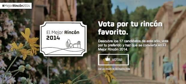 'El mejor rincón de España' 2014