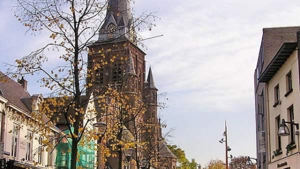Tilburgo, Holanda.