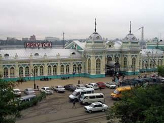 Irkutsk, Siberia.