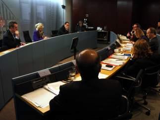Comisión de Presidencia