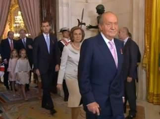 Abdicación del rey Juan Carlos