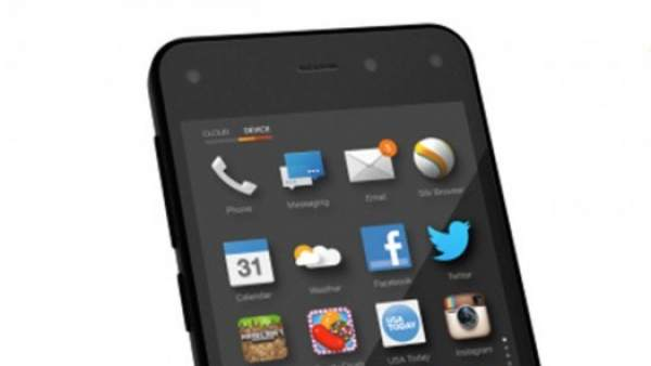 Fire Phone, el móvil de Amazon