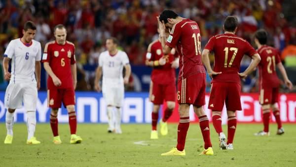 España - Chile