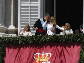Los cinco años de reinado de Felipe VI, en imágenes