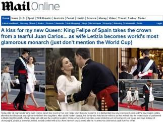 El sensacionalista Daily Mail.