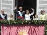 Proclamación de Felipe VI como rey de España