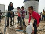 Refugiadas en Jordania