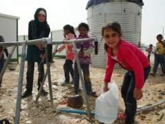 Ya hay 5 millones de refugiados por la guerra en Siria