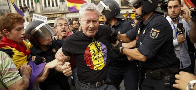 Jorge Verstrynge, detenido