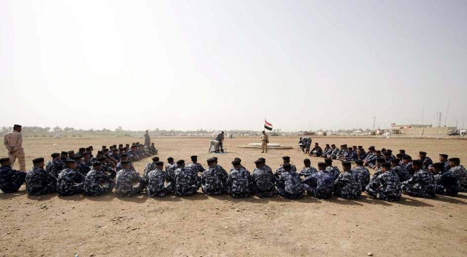 carcel de irak: