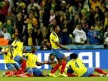 Gol de Ecuador