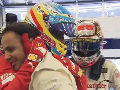 Alonso y Massa