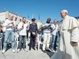 El papa Francisco, en Calabria