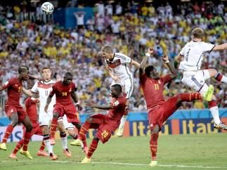 Alemania ataca