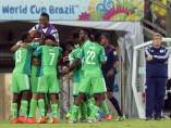 Gol de Nigeria