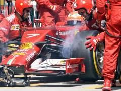 Motor de Ferrari
