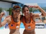 Ángela Lobato y Paula Soria
