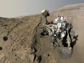 El 'Curiosity' cumple un año marciano de exploración