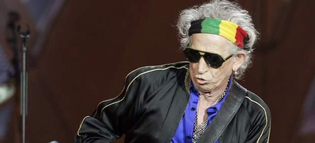 Keith Richards revela que los Rolling Stones preparan un nuevo disco