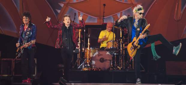 The Rolling Stones, McCartney, Bob Dylan, Neil Young y The Who, juntos en un festival de EE UU