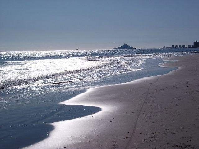 La mejor playa de Murcia
