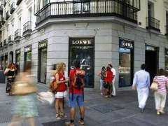 Calle Serrano esquina Goya