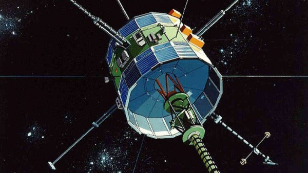 Sonda espacial ISEE-3