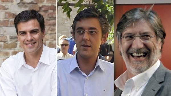 Pedro Sánchez, Eduardo Madina