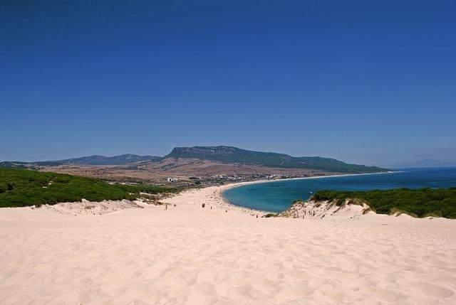 La mejor playa de Andalucía