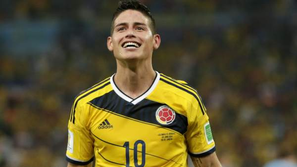 James Rodríguez, máximo goleador de un Mundial 2014 que iguala la marca de Francia 98