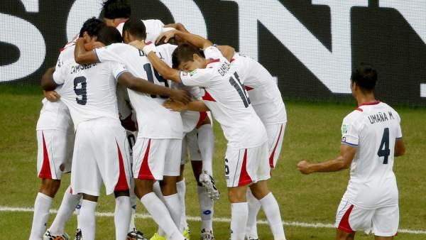 Gol de Costa Rica