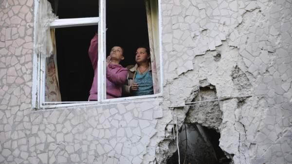 Muere un cámara ruso en Ucrania
