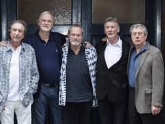 Los miembros de Monty Python.