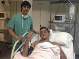 Nico Almagro, operado