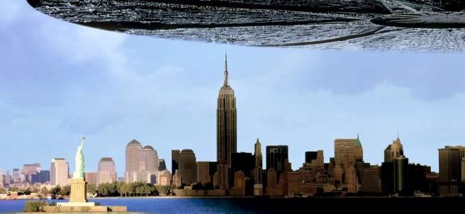 Imagen de 'Independence Day'.