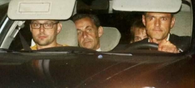 Nicolas Sarkozy, imputado