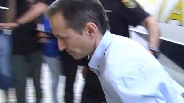 José Bretón llega a los juzgados