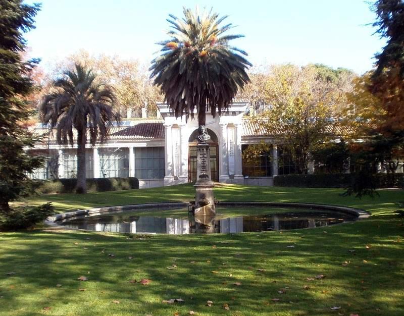 Con toda la paz de la naturaleza cinco jardines urbanos Centro de eventos jardin botanico