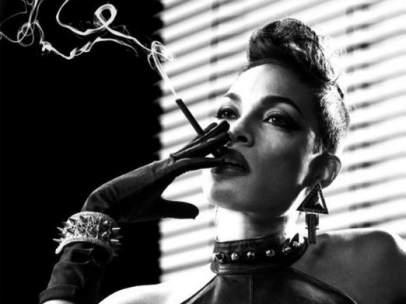 Rosario Dawson en 'Sin City 2'.