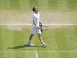 Andy Murray, eliminado en Wimbledon 2014