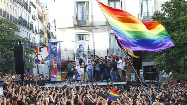 Orgullo LGTBI - cover