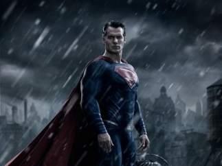 Henry Cavill en 'Batman v Superman: Dawn of Justice'.