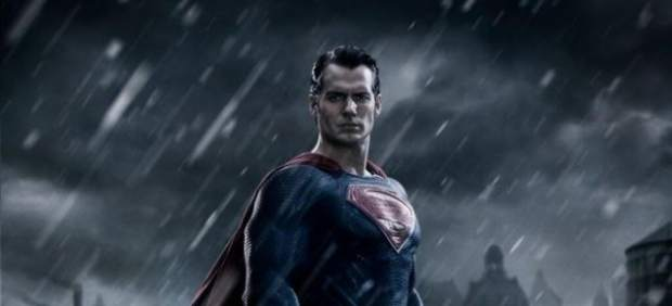 Henry Cavill en 'Batman v Superman: Dawn of Justice'.
