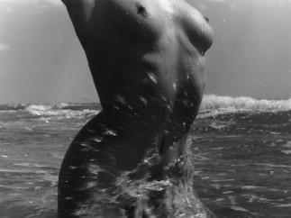 Nu de la mer, Les Saintes-Maries-de-la-Mer, 1957