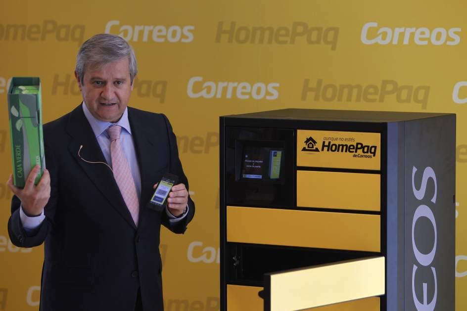 Correos instalar buzones automatizados en edificios para - Buzones de correos madrid ...